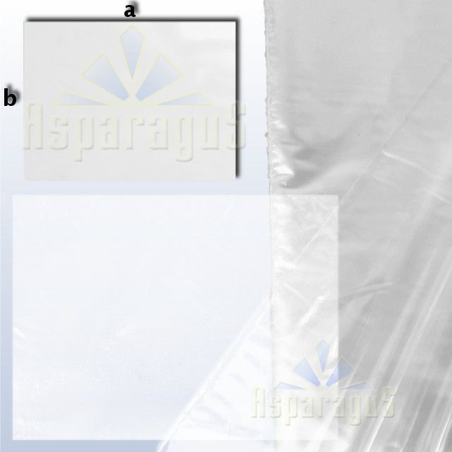 COVER FOIL TO PAPER BOX 60X80CM (100PCS/PACK)