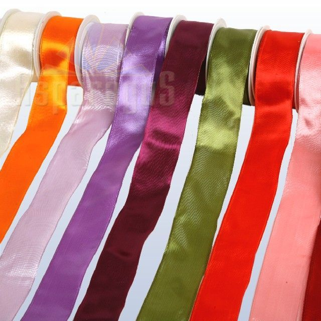SATIN RIBBON 38MMX10M