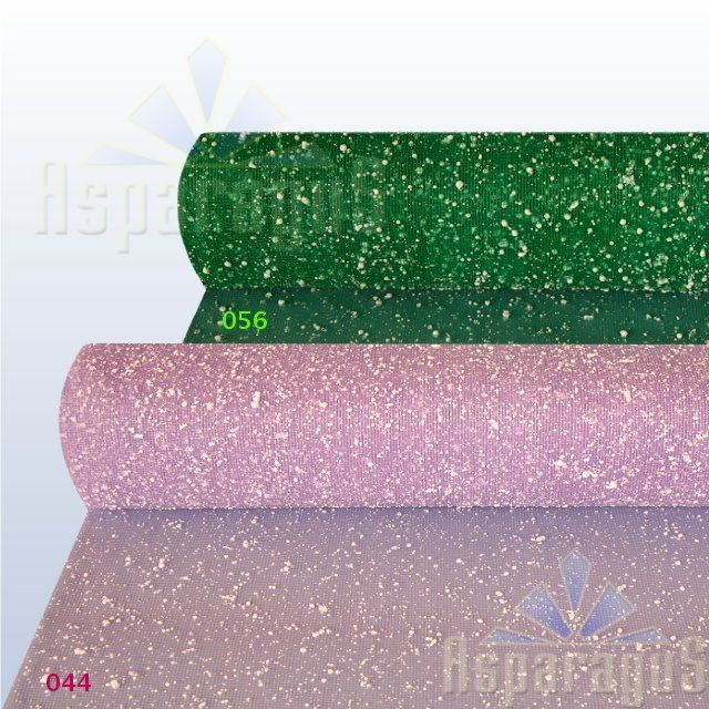 PLASTIC DECORATIVE NET DOTTED 54CMX10Y