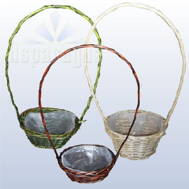BASKET/NATURAL