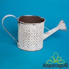 FIX_TIN WATERING CAN D:12CM H:10CM (FOR 12)