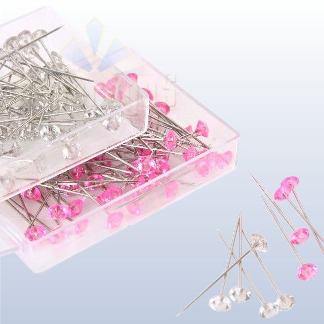 CORSAGE PIN DIAMOND (72PCS/PACK)