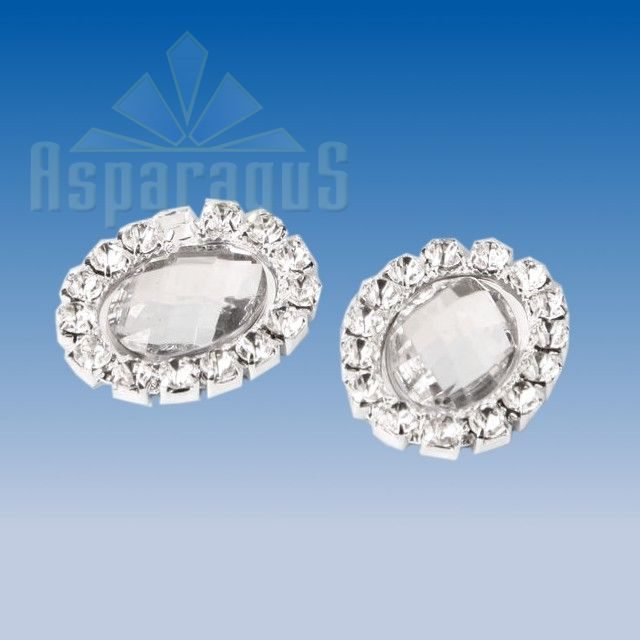 STRASS OVAL 20MM (2PC/PACK)