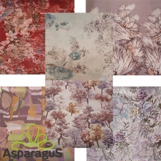 SILK PAPER WITH PATTERN 80X100CM 2KG/PACK